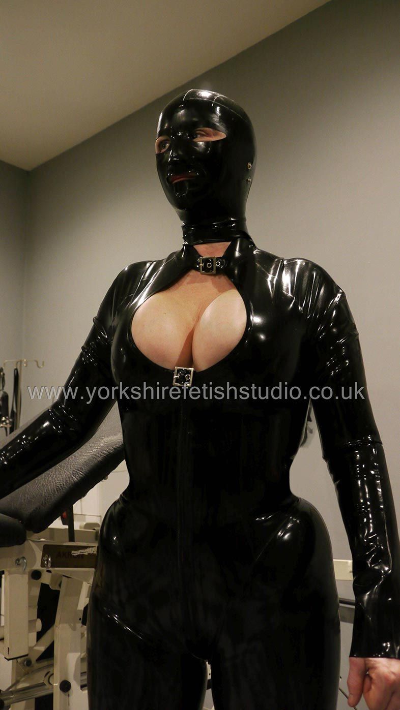 Your Rubber Dominatrix Awaits